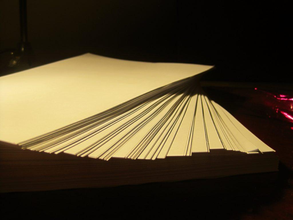 Czym jest ryza papieru?