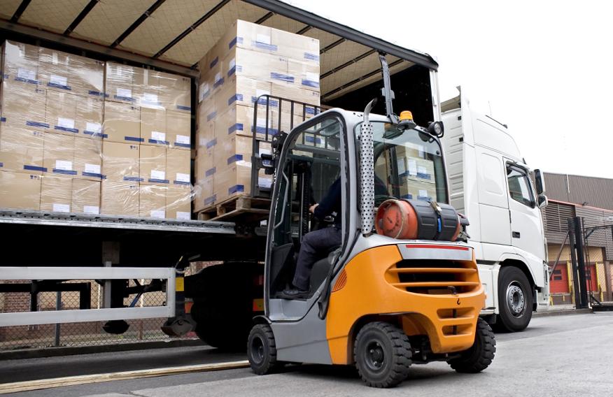 Obsługa logistyczna